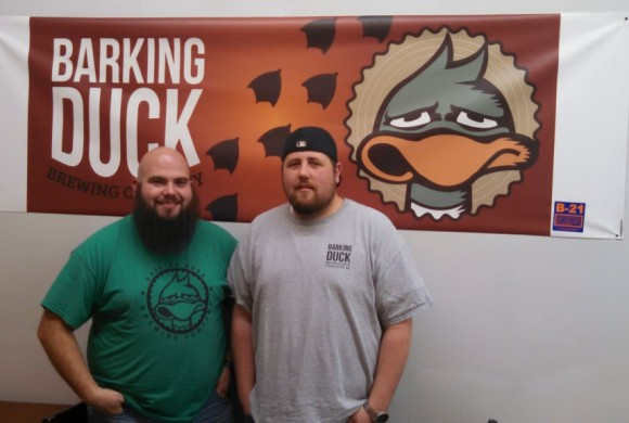 Bellying up with Barking Duck Brewing Company