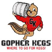 Gopher Kegs