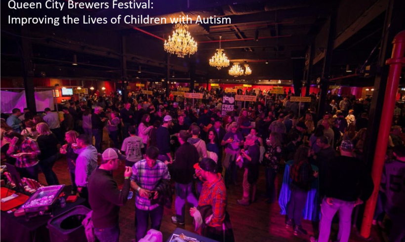 ResortsandLodges.com reports – Queen City Brewers Festival: Improving the Lives of Children with Autism