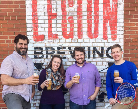 CharlotteFive reports – Name this special beer from Legion Brewing and Brewpublik, and win tickets to the Queen City Brewers Festival