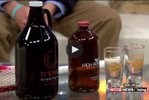 WCCB Charlotte reports – ACEING Autism-Charlotte's Annual Fundraiser, Queen City Brewers Festival
