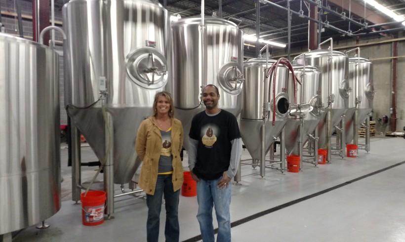 Finding Comfort, Cheer at Three Spirits Brewery