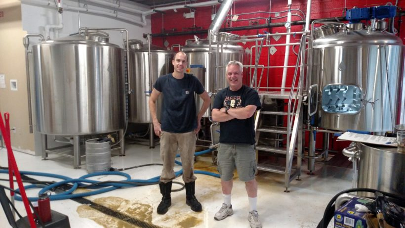 Dream on at The Dreamchaser's Brewery