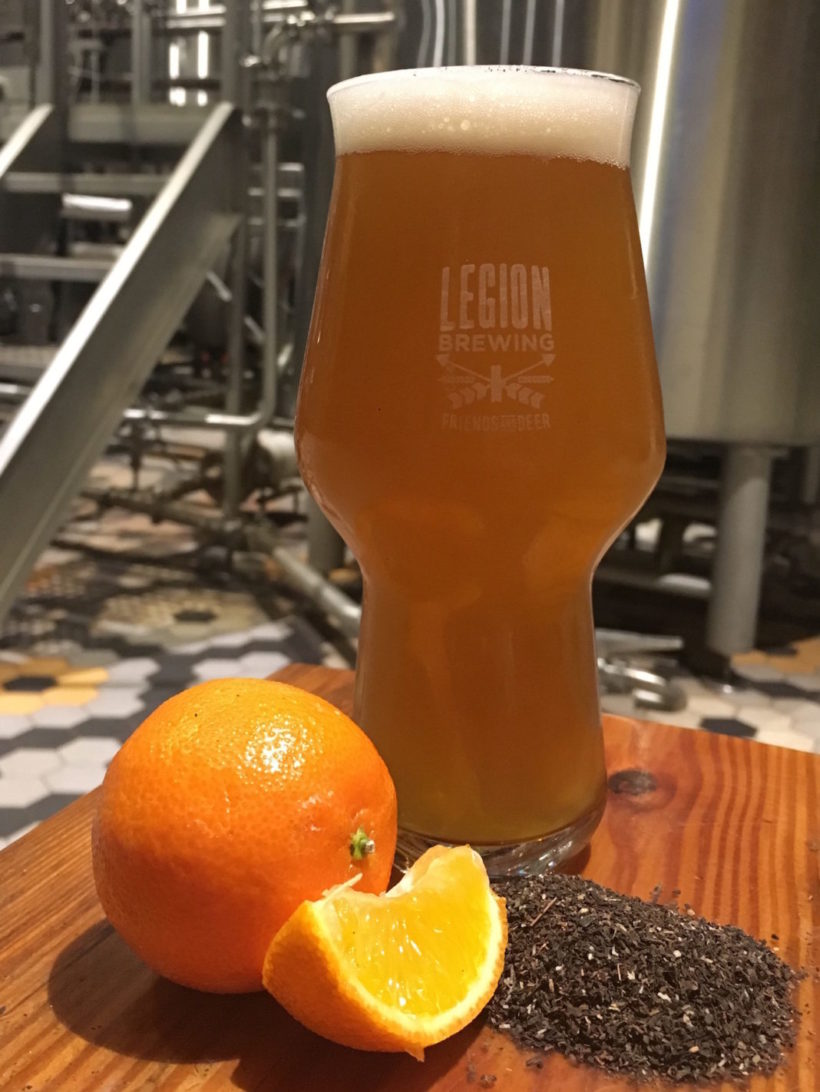 CharlotteFive reports – VOTE: What should we name this new beer from Legion Brewing and Brewpublik?