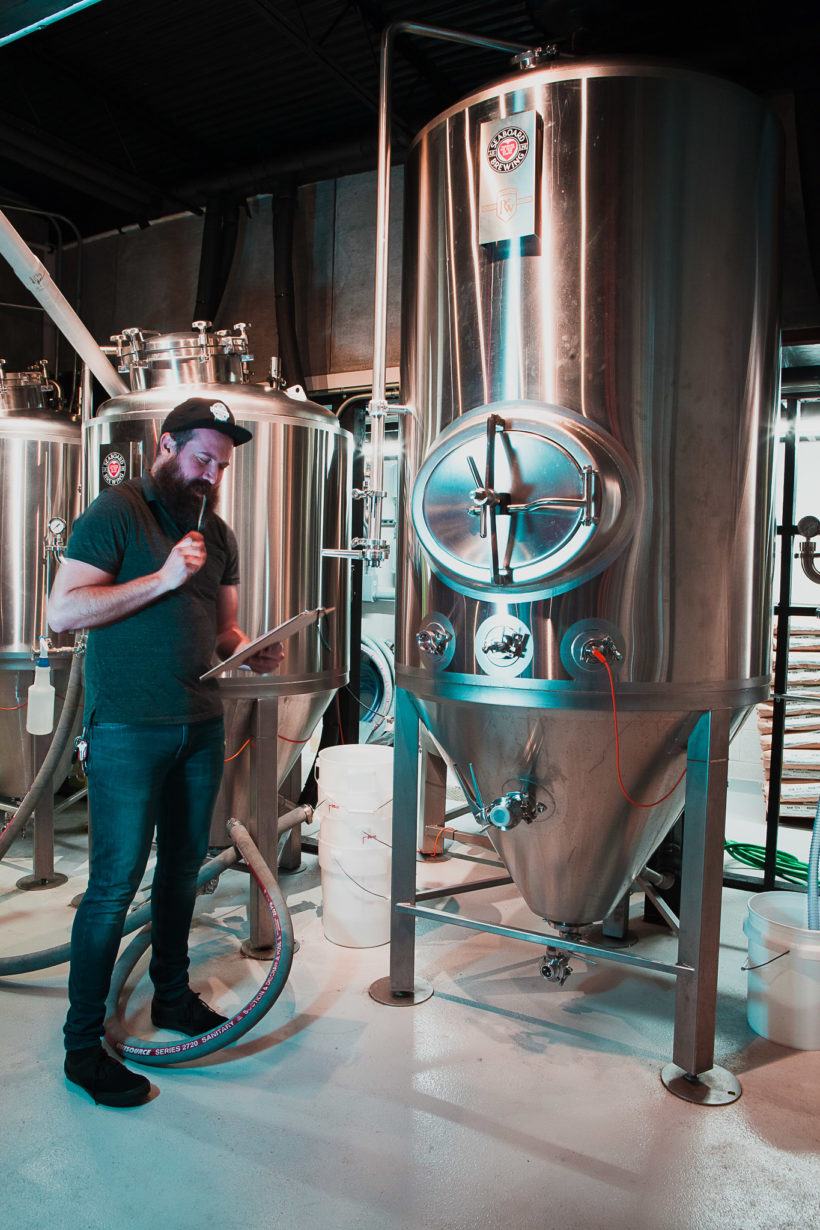 Tracking Beer Trends with Seaboard Brewing's Adam Glover