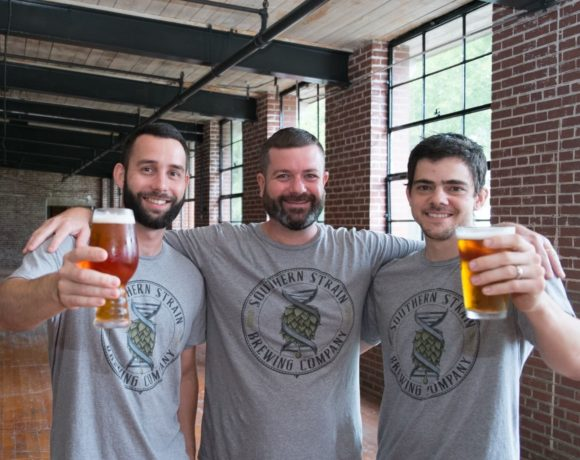 Southern Strain Brewing Cultivates Community in Downtown Concord