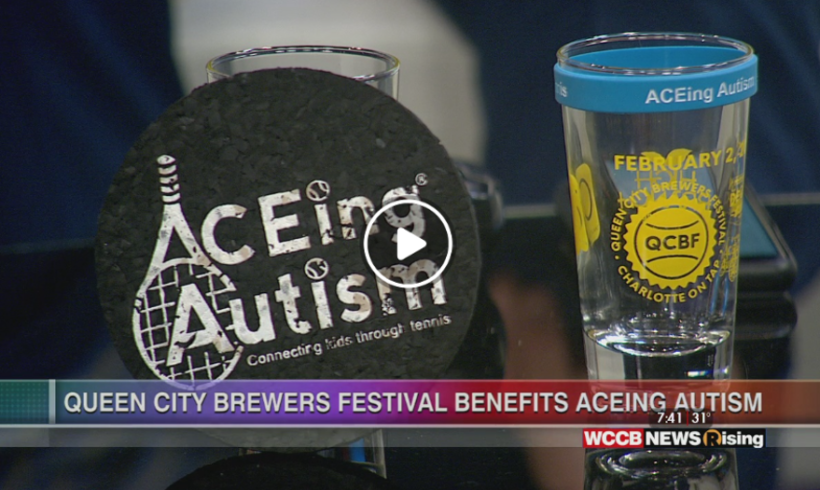 WCCB Rising Spotlight: Queen City Brewers Festival Benefits ACEing Autism
