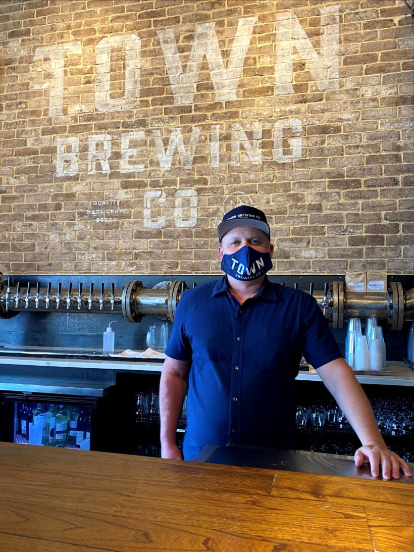Diving into Dark Lagers, Distribution and Diversity with Town Brewing's Brian Quinn