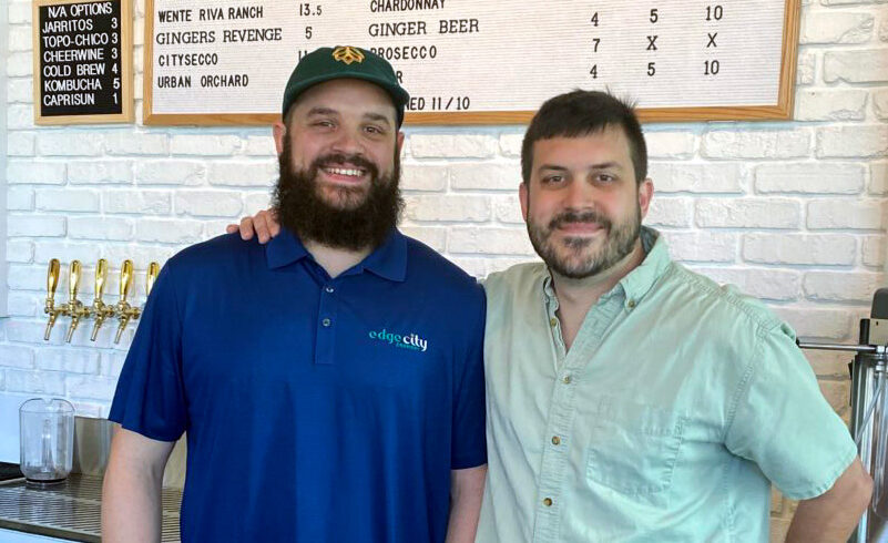Edge City Brewery edges toward ambitious 2021