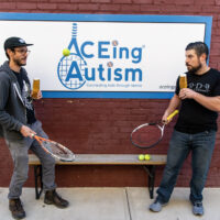 PorchDrinking.com reports: Court Shoes Only | A Double IPA Benefiting ACEing Autism